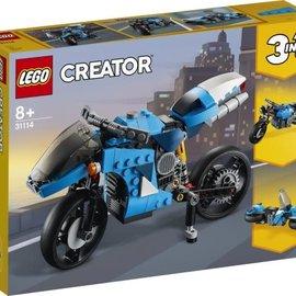 Lego Lego 31114 Snelle motor