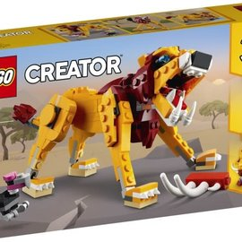 Lego Lego 31112 Wilde leeuw