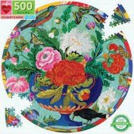 Eeboo EEBOO - Bouquet and Birds (500 stukjes)