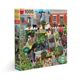 Eeboo EEBOO - Urban Gardening (1000 stukjes)