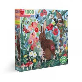 Eeboo EEBOO - Poppy Bunny (1000 stukjes)