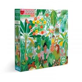 Eeboo EEBOO - Plant Ladies (1000 stukjes)