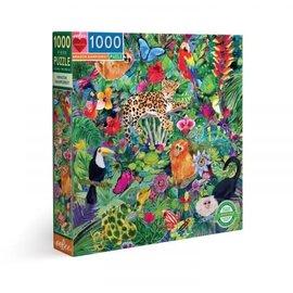 Eeboo EEBOO - Amazon Rainforest (1000 stukjes)