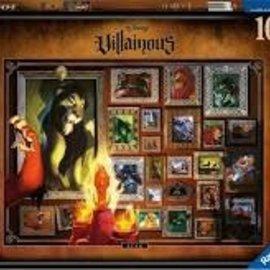 Ravensburger Ravensburger puzzel  Disney Villainous - Scar (1000 stukjes)