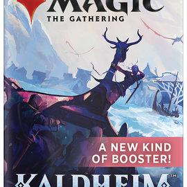 Magic The Gathering Magic The Gathering - Kaldheim Set Boosters