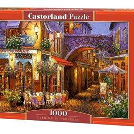 Castorland Castorland puzzel Evening in Provence (1000 stukjes)