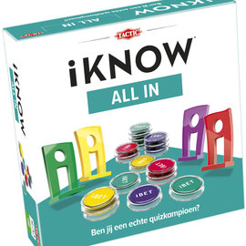 Tactic Selecta Tactic iKnow - All in