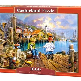 Castorland Castorland puzzel At the Dock (1000 stukjes)
