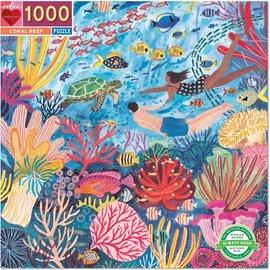 Eeboo EEBOO - Coral Reef (1000 stukjes)