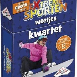 Identity Games Identity Games Kwartet - Extreme sporten