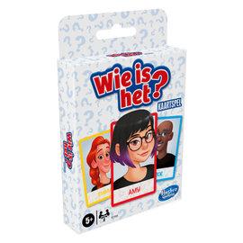 Hasbro Hasbro Kaartspel - Wie is het?