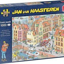 Jumbo Jan van Haasteren puzzel - Het ontbrekende stukje   (1000 stukjes)