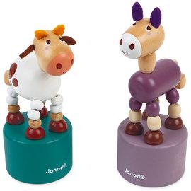 Janod Janod  Dansend paard of koe