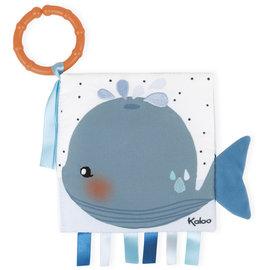 Kaloo Kaloo Activiteitenboekje -  De walvis