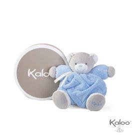 Kaloo Kaloo Knuffelbeer blauw medium