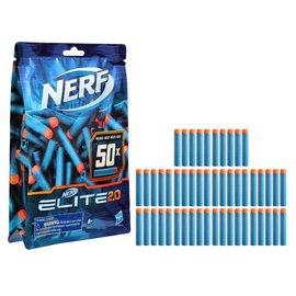 Nerf Nerf N-strike Elite 2.0 Refill darts (50 stuks)
