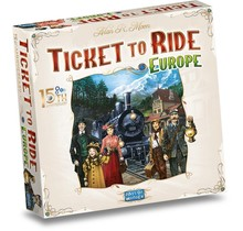 Ticket to Ride Europe - 15th Anniversary (NL)
