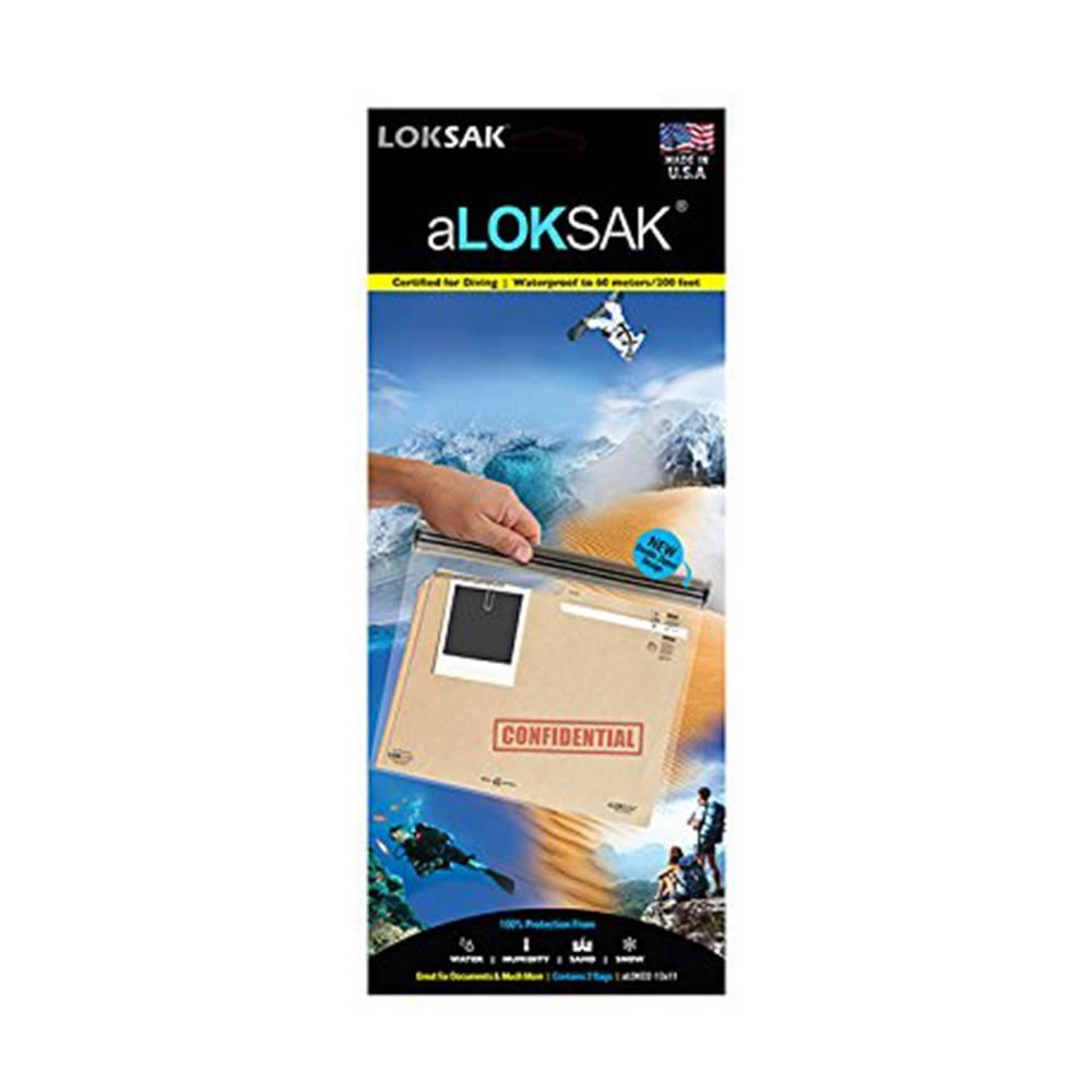 Loksak Bags: Set of Two 13 x 11