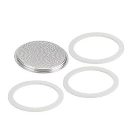 Bialetti Gasket & Plate 12 Cup