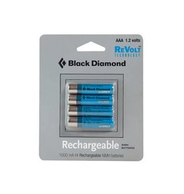 Black Diamond AAA Rechargeable Batteries