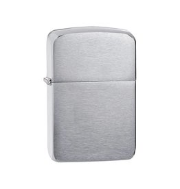 Zippo Brushed Chrome Finish - 1941