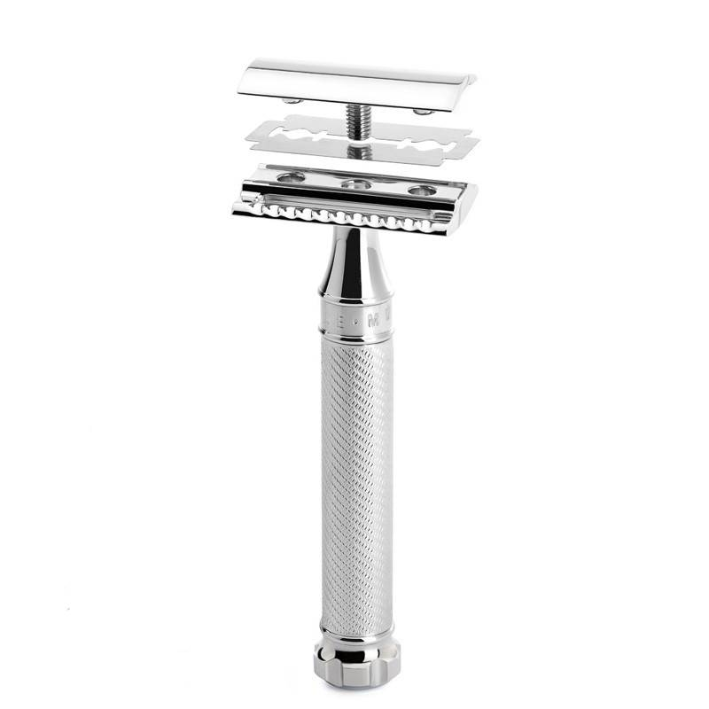 Mühle Safety Razor Closed Comb R89