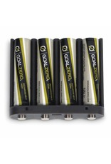 Goal Zero AAA Rechargeable Batteries (4 Pack) - 20% OFF