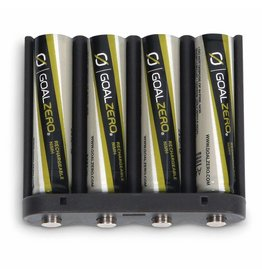 Goal Zero AAA Rechargeable Batteries (4 Pack) - 20% OFF