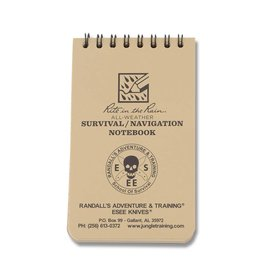 ESEE Rite in the Rain Survival/ Navigation Notepad