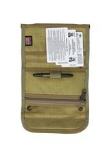 ESEE Passport Case with Izula Gear Pen - Tan
