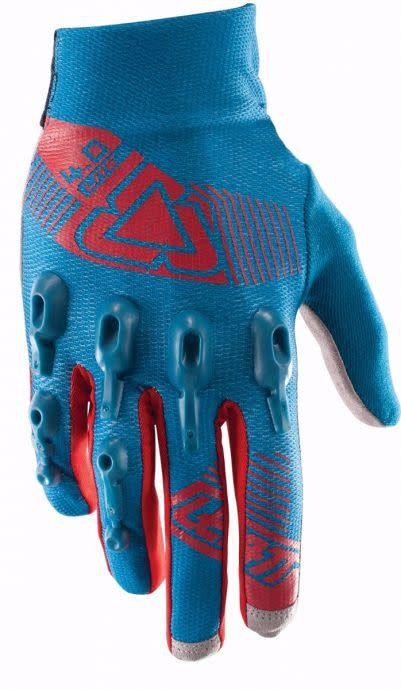 Leatt Glove DBX 4.0 Lite Fuel/Red