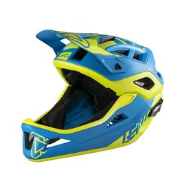 Leatt Helmet DBX 3.0 Enduro Blue/ Lime L 59-63cm