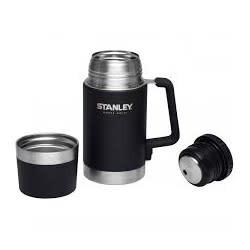 Stanley Master Vacuum Food Jar 24 oz Black