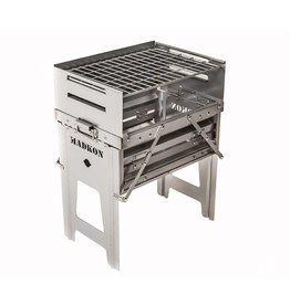 MadKon Ammo Box braai incl. grid and carry bag