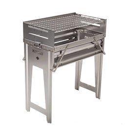 MadKon 600S braai incl. grid and carry bag