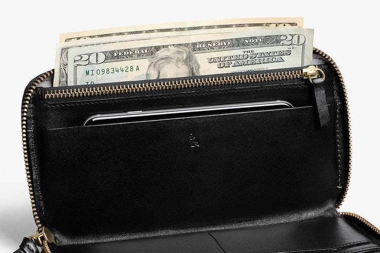 Bellroy Folio Wallet - Black