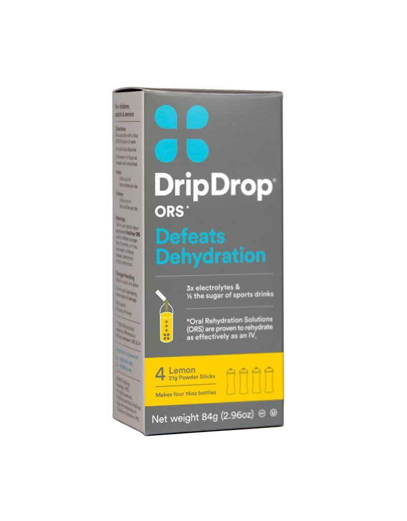 DripDrop Oral Electrolyte Rehydration