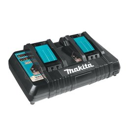 Makita 18V LXT'' Lithium-Ion Dual Port Rapid Optimum Charger