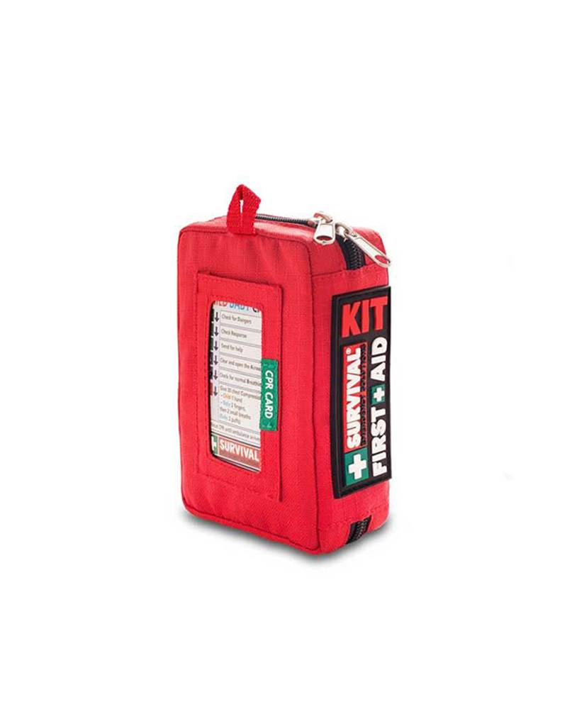 Survival Emergency Solutions Compact First Aid Kit