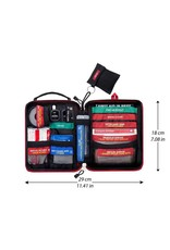 Survival Emergency Solutions Handy First Aid Kit