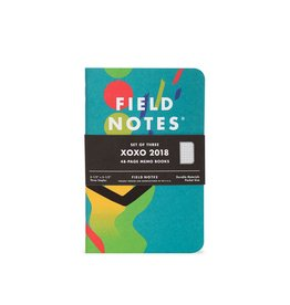 Field Notes XOXO 2018