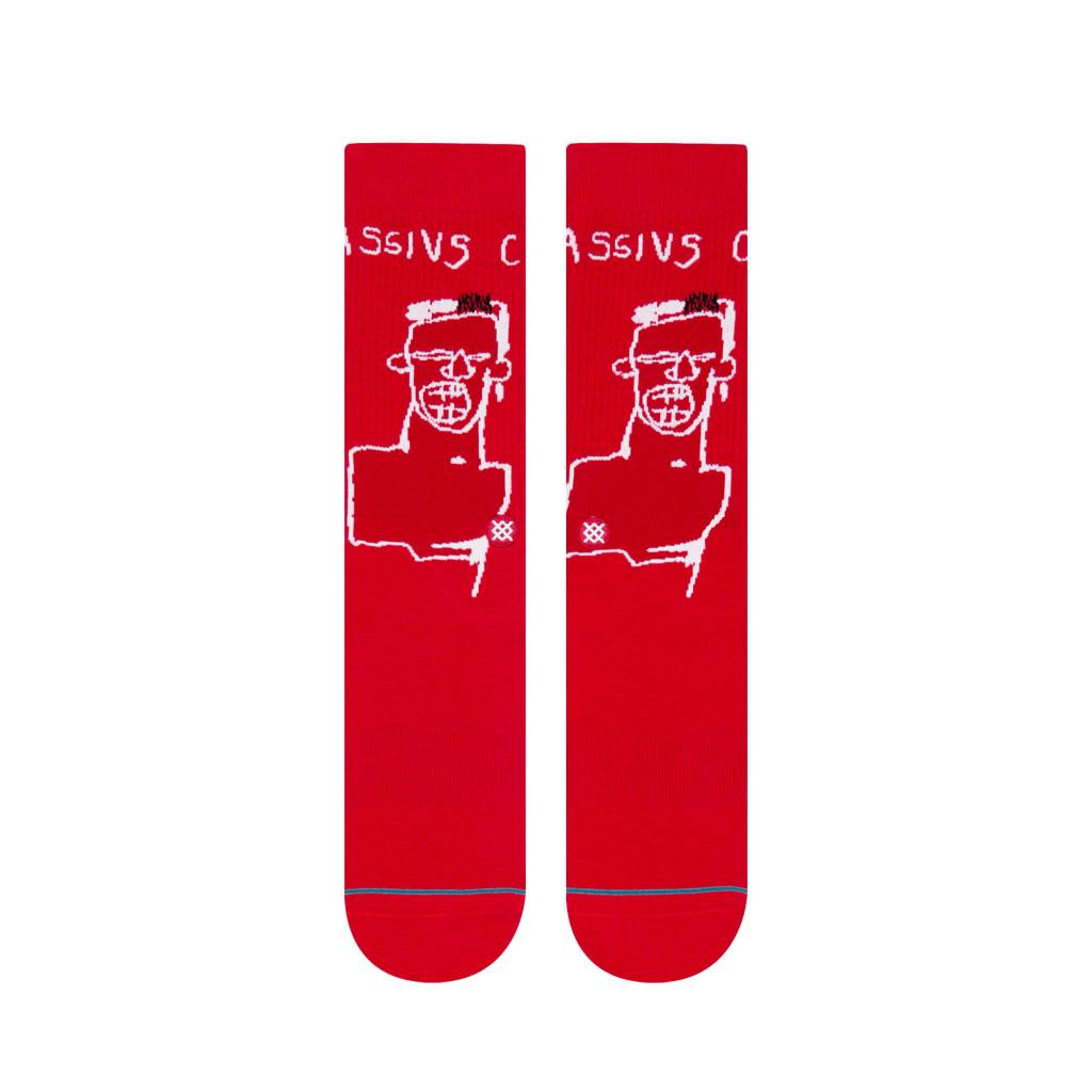 Stance Jean Michel Basquiat / Basquiat Cassius