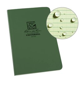 Rite in the Rain Soft Cover Notebook Green