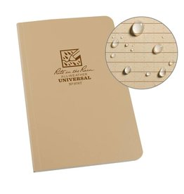Rite in the Rain Soft Cover Notebook Tan