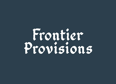 Frontier Provisions