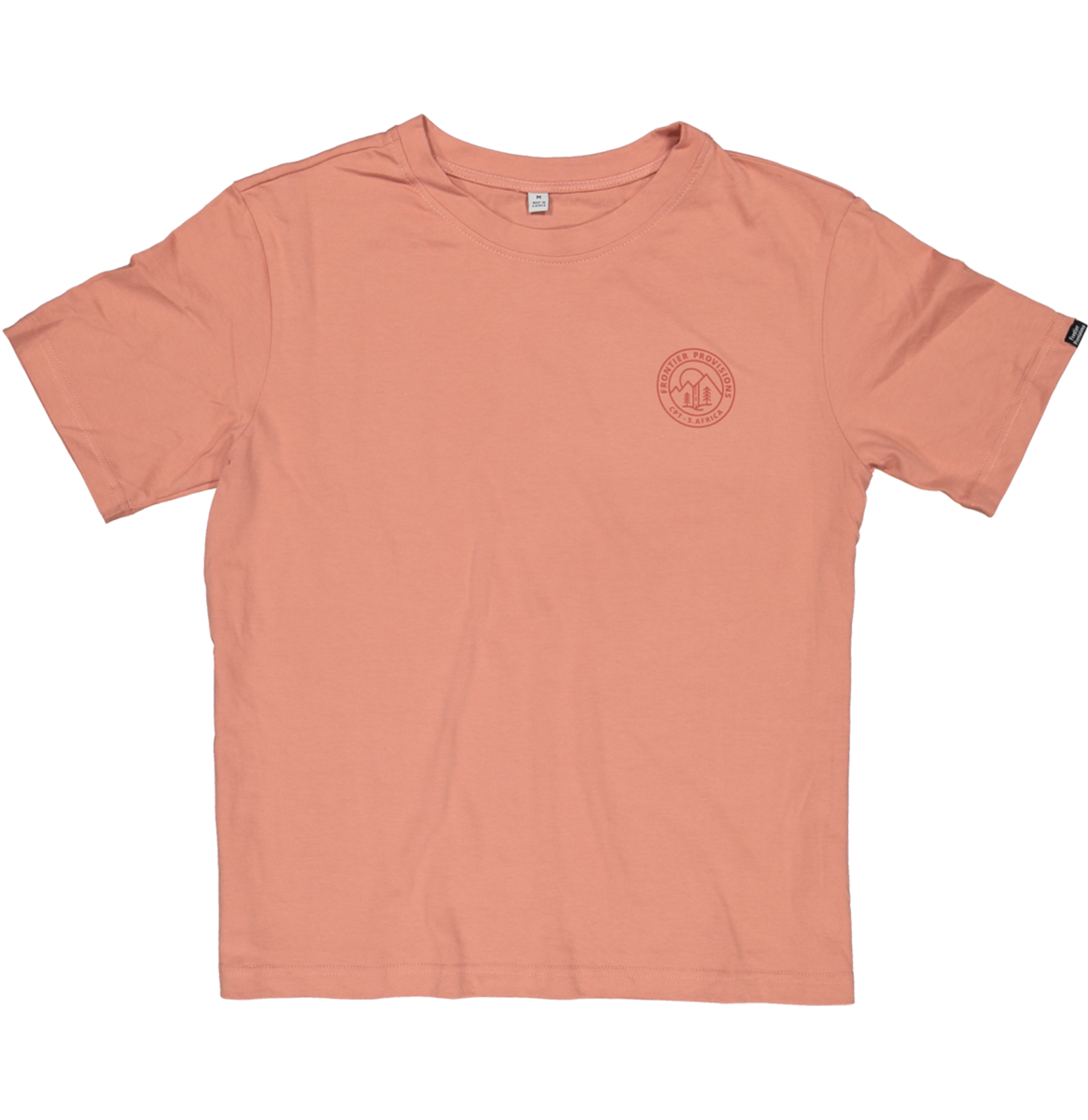 Frontier Provisions Waterfall Ladies Tee