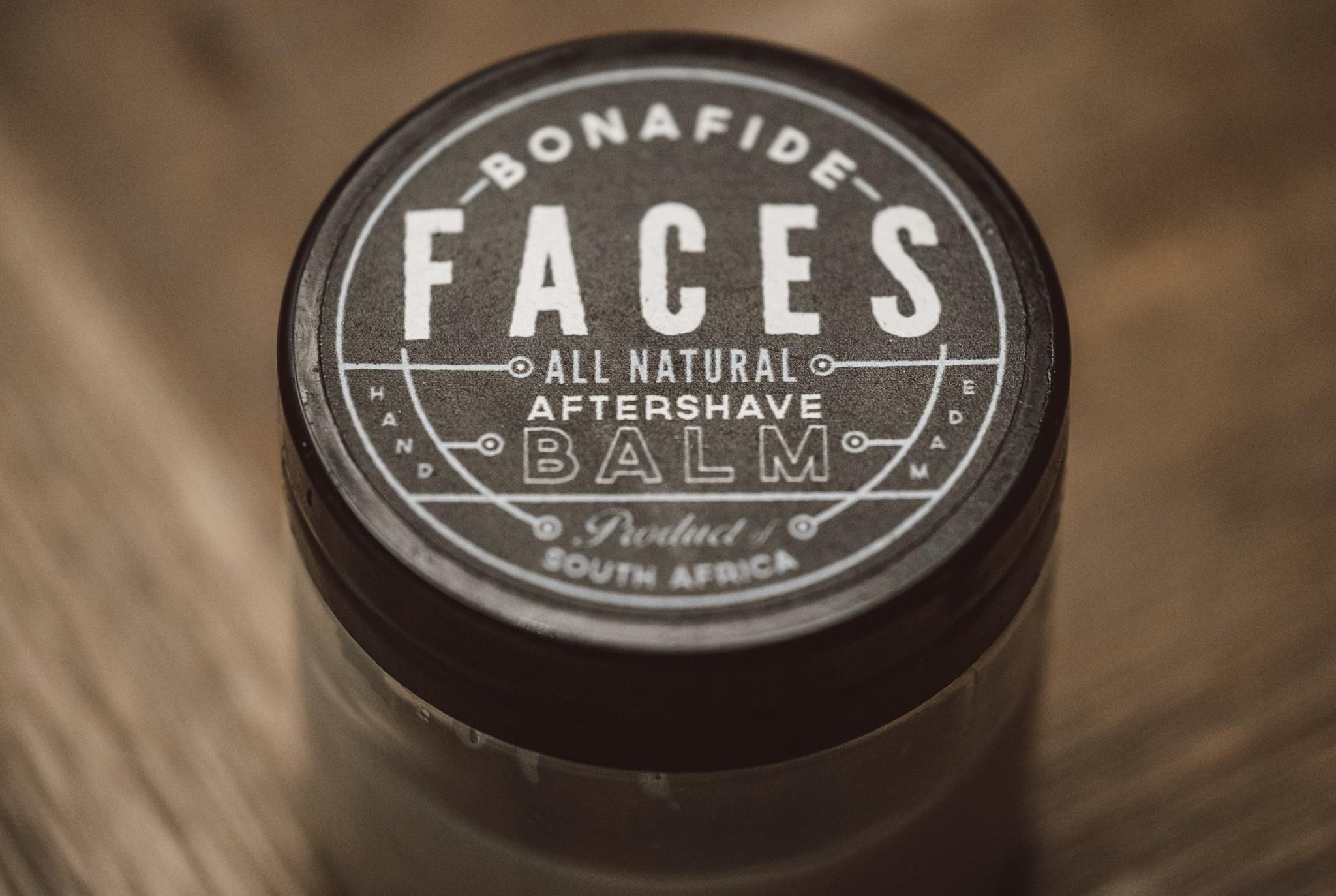 Bonafide Beards Aftershave Balm