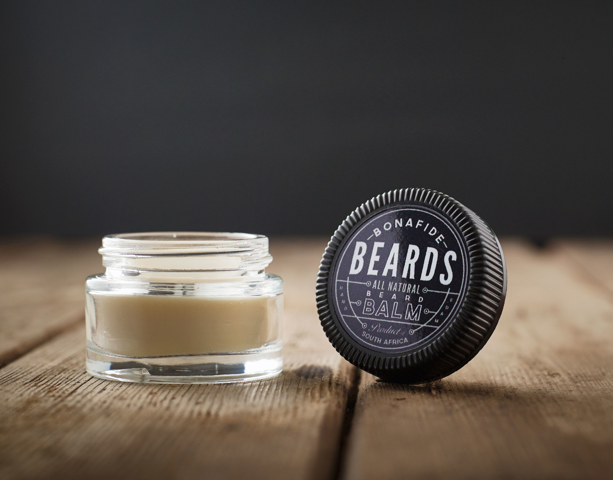 Bonafide Beards All Natural Balm