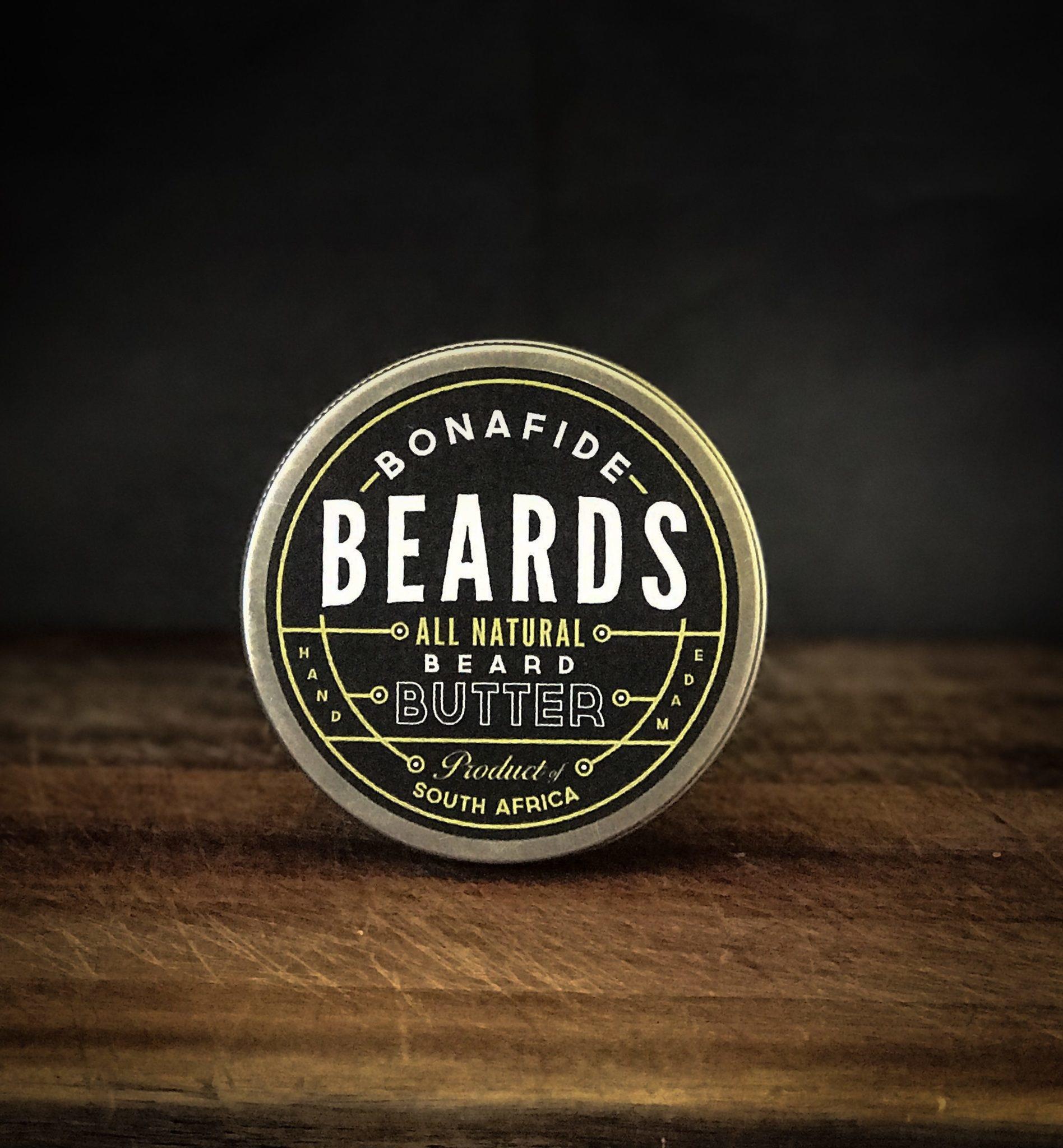 Bonafide Beards Beard Butter