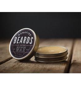 Bonafide Beards Handcrafted Moustache Wax